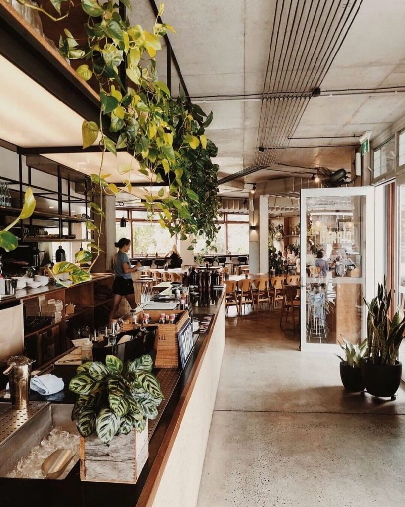 Barrio in Byron Bay is a gorgeous restaurant open for lunch and dinner, with spanish tapas and share plates on offer.