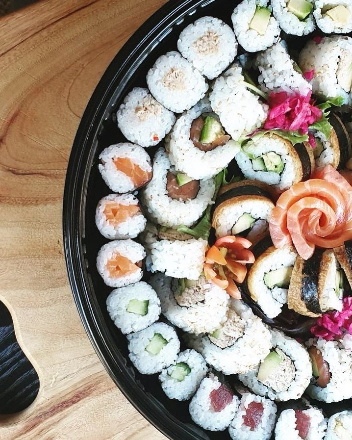 Japonaise Kitchen in Byron Bay serves fresh, authentic Japanese food including sushi, ramen and vegan options.